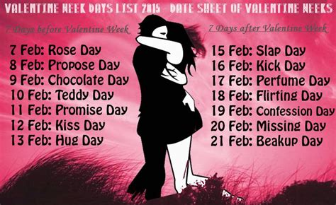 valentines dates happy week 2015 let s fall in together