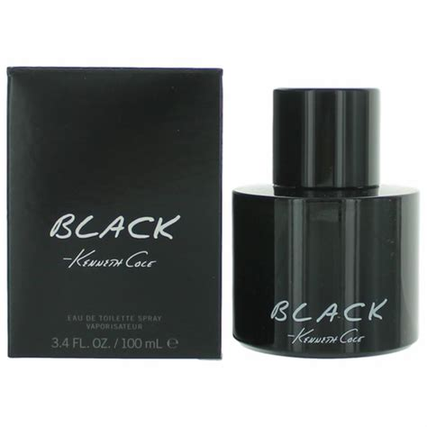 authentic kenneth cole black cologne by kenneth cole 3 4