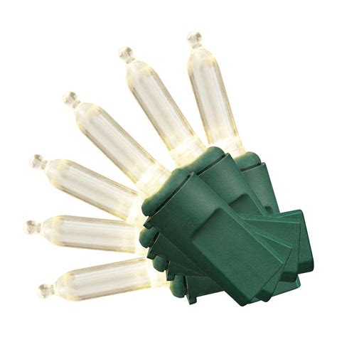 home accents 300 led mini lights ge energy smart colorite 100 light led warm white mini