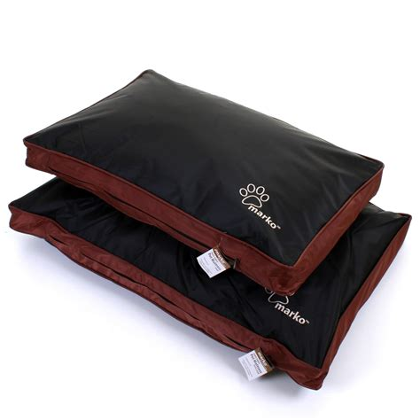 waterproof dog bed cover waterproof dog bed pet mattress cat cushion removable zip