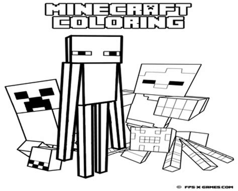 minecraft food coloring pages all minecraft coloring pages grig3 org