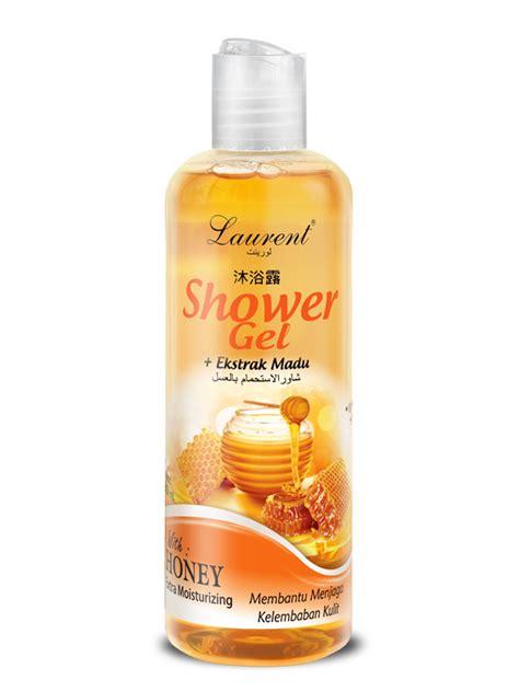Laurent Shower Gel 250ml shower gel honey 250ml laurent cosmetics