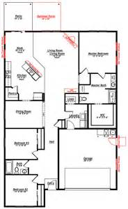 sunset new home floor plan hubble homes floorplan bed house