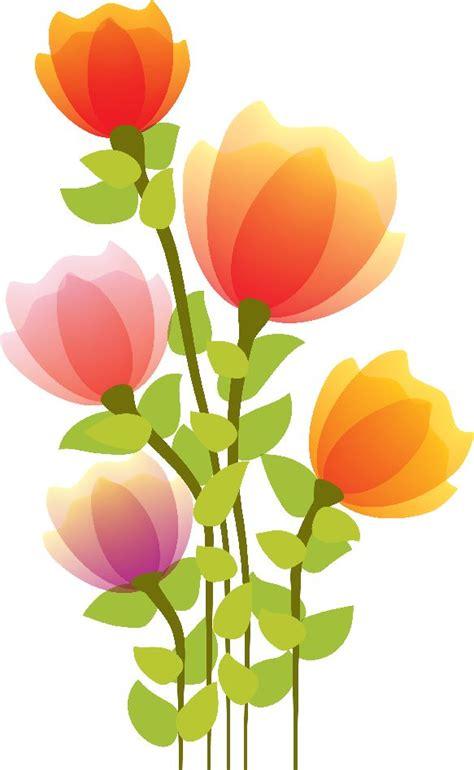 imagenes de flores ilustradas flores clipart group 88