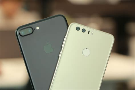 honor 8 vs iphone 7 plus comparison the battle of the dual cameras 91mobiles