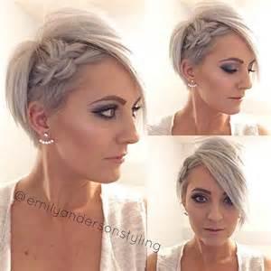 30 mod 232 les de coiffure mariage pour cheveux courts