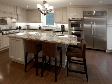Kitchen Islands Designs With Seating Kitchen Island With Seating Ideas