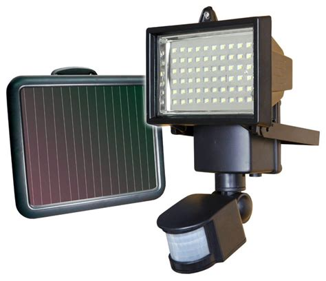 contemporary solar lights led solar powered flood light with motion sensor