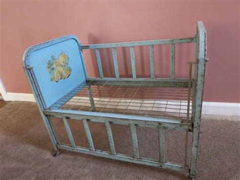 doll cribs and beds 1000 images about 1950s doll cribs on metals