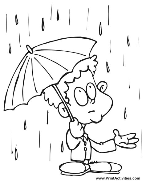 coloring pages rain az coloring pages rain coloring pages for kids az coloring pages