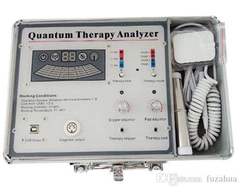 Quantum Therapy Analyzer by Quantum Therapy Analyzer 2017 New 43 Reports