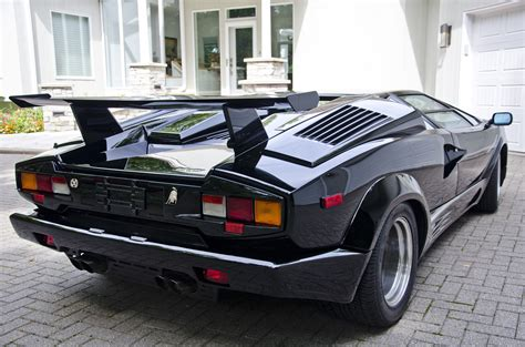 Lamborghini Kontakt by 1989 Lamborghini Countach Paint Correction And Coating