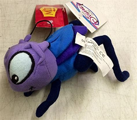 cricket bean bag disney store mulan cricket mini bean bag plush doll
