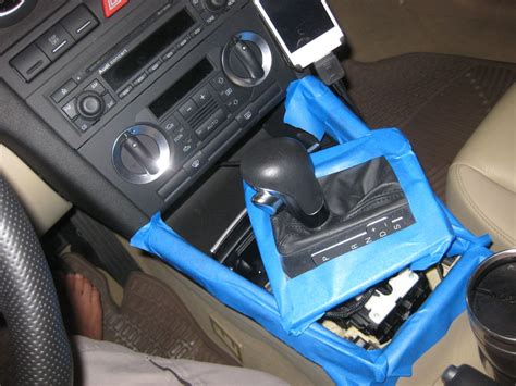 Remove Ash Tray In A 2005 Honda Element Ipod Iphone