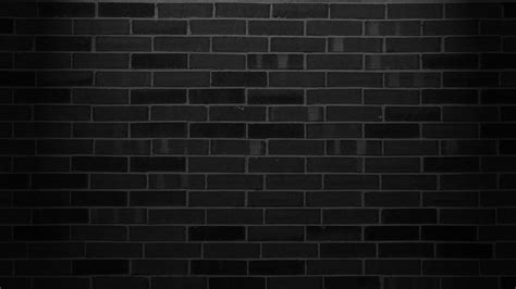 dark brick wall black brick 2017 grasscloth wallpaper