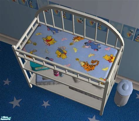 Zargret S Winnie The Pooh Changing Table Winnie The Pooh Changing Table