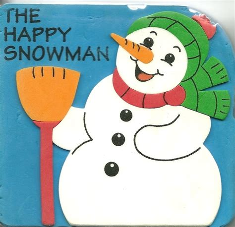Kkpk Three Happy Soft Cover happy snowman softcover board book children s books