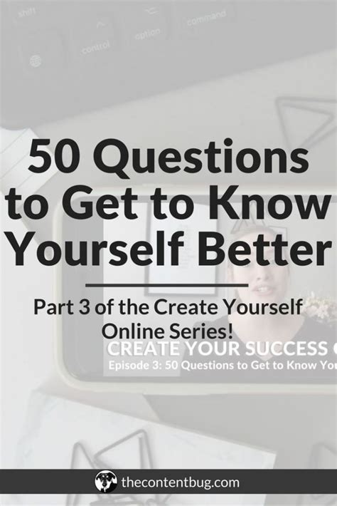 by design a search to understand you better books 50 questions to get to yourself better the content bug