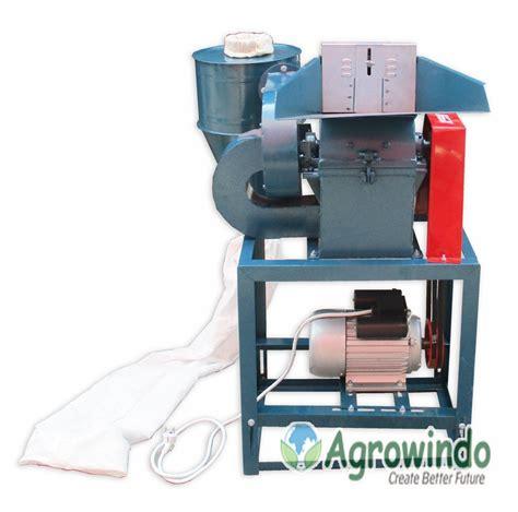 Harga Mesin Giling Ikan Basah jual mesin penepung hammer mill listrik agr hmr20 di