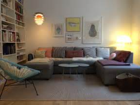 scandinavian living room interior decor