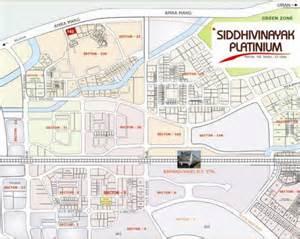 2 Bhk Apartment Floor Plans Location Map Siddhivinayak Platinum At Ulwe Navi Mumbai