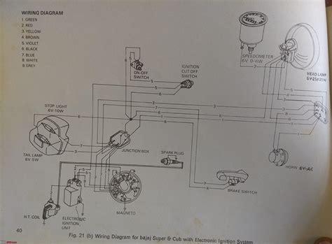 wiring diagram of two wheeler and 4 wheeler wiring diagram