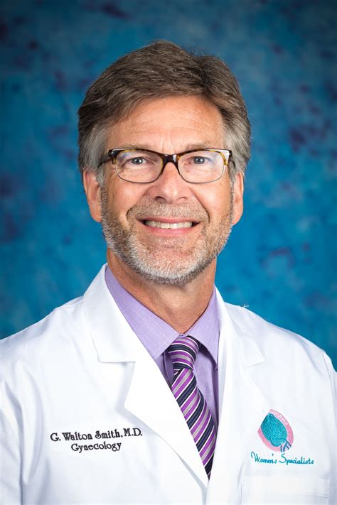 Smith Md Mba by G Walton Smith Md Discusses Rejuvenation