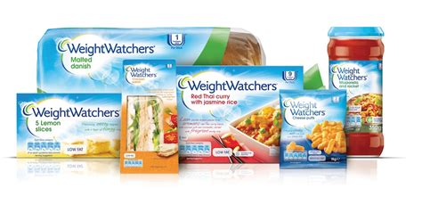 blue marlin gives a new look to weight watchers foods