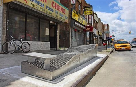 work bench new york new raised storm grates earn architectural praise second