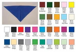 bandana color meaning custom bandanas planet apparel