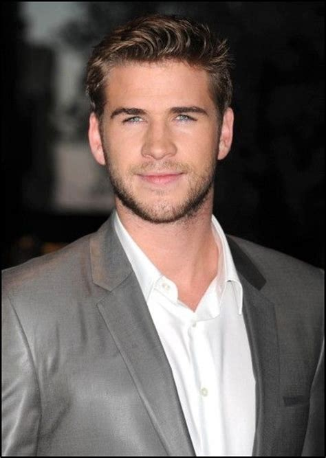 Hemsworth Also Search For Liam Hemsworth Favorite Color Food Book Hobbies Biography
