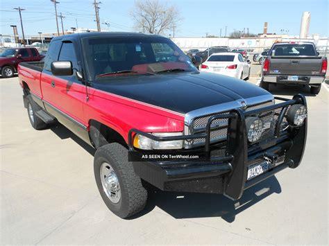 1995 dodge ram 2500 1995 dodge ram 2500 slt extended cab pickup 2 door 5 9l