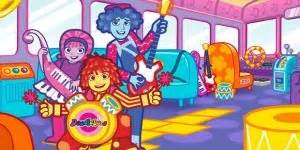 all doodlebops names chirp tv shows cbc parents