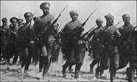 Military World War I Vault Troop Mobilization Plan Template