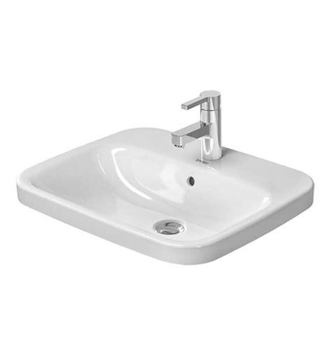Duravit Vanity Basin by Duravit Durastyle 560 X 455mm Vanity Basin 0374560000