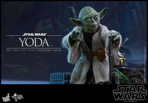 Toys Mms369 Wars Episode V Jedi Master Yoda 1 6 Figure toys toys mms369 wars episode v the