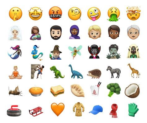 emoji ios 11 for android apple confirma novos emojis para iphone com ios 11 veja a