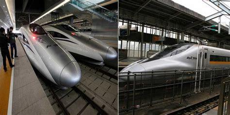 Aborsi Cepat Semarang Ini Peta Kekuatan Kereta Cepat Buatan Jepang Dan China