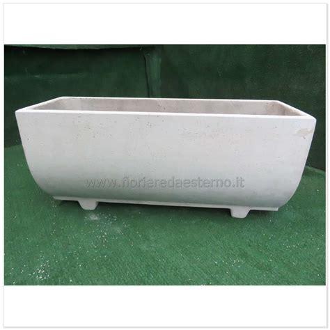 vasi cemento prezzi fioriere cemento con pancia cm70 fioriere da esterno