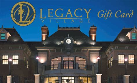 The Villages Gift Cards - gift cards legacy village