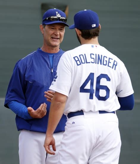 Bo Mattingly by Dodgers Turn To Mike Bolsinger To Avoid Embarrassing Sweep