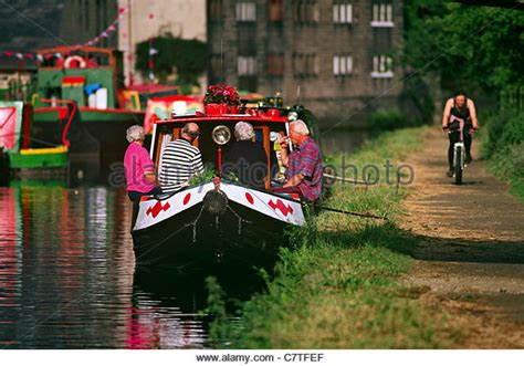 rochdale boats and hoes industrial revolution stock photos industrial revolution