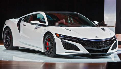 cost of acura nsx 2017 acura nsx pricing for sale edmunds autos post