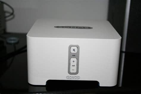 sonos multi room review review sonos wireless multi room system mediasmartserver net