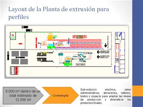 que es layout produccion estudio de ingenier 237 a b 225 sica para la conformaci 243 n de una