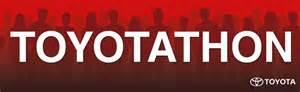 Toyota Thon Toyotathon Sales Event Underway