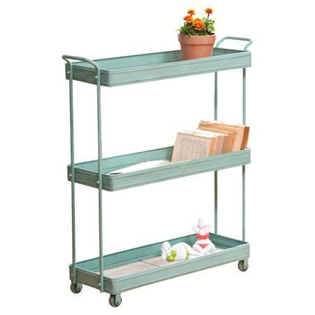 bathroom carts blue metal cart for the bathroom craftsman