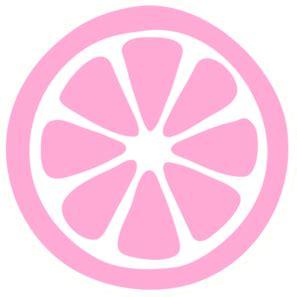 N E X T pink lemon slice clip at clker vector clip