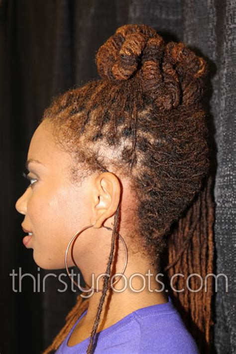 Locs Hairstyles by Locs Hairstyles