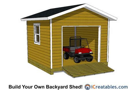 12x12 Shed Plans 12x12 Shed Plans Build Your Own Storage Lean To Or
